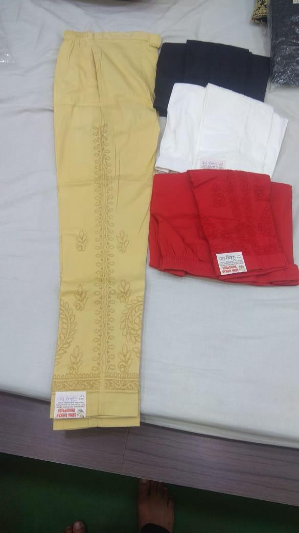 Chicken kari kurtis and pants